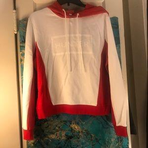 Hunter sweatshirt! Never worn!!